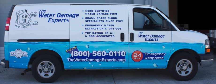 The Water Damage Experts Before Amp After Photos